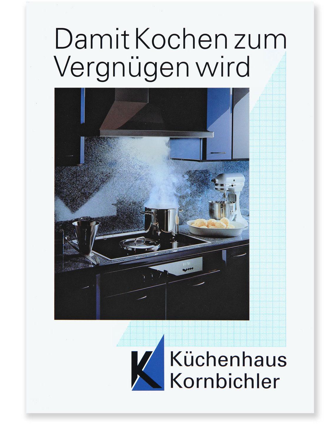 Erscheinungsbild Küchenhaus Kornbichler